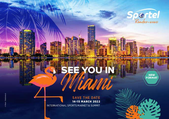 SPORTEL Rendez-vous - Miami 2022